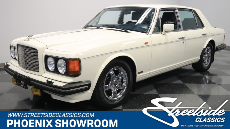 For Sale: 1990 Bentley Turbo