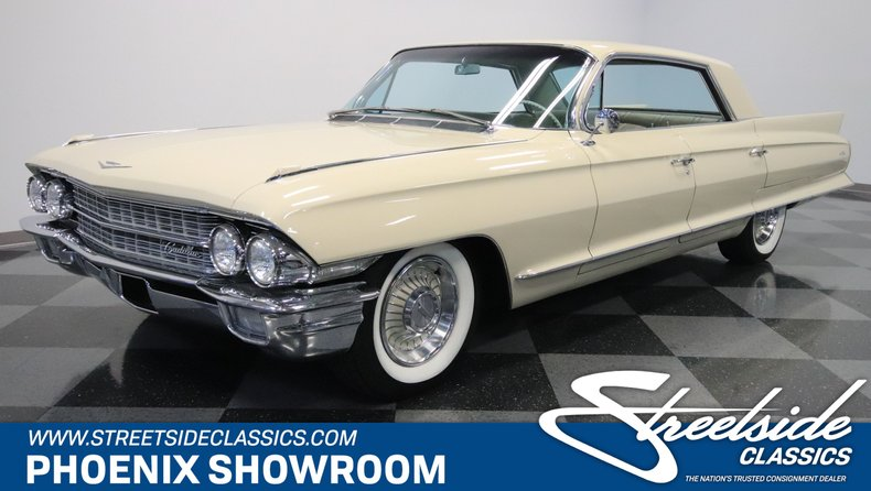 For Sale: 1962 Cadillac DeVille