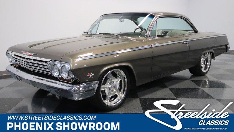 For Sale: 1962 Chevrolet Biscayne
