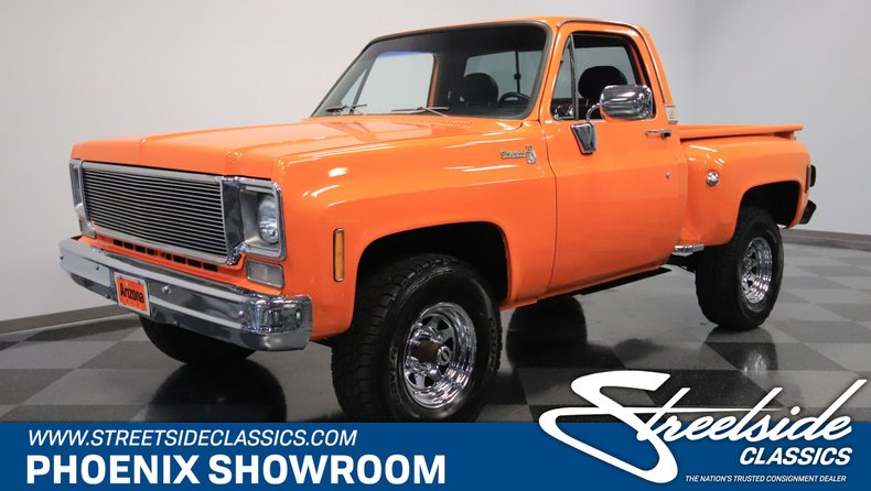 For Sale: 1978 Chevrolet K-10