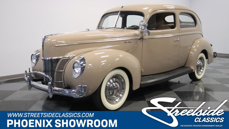 For Sale: 1940 Ford Tudor