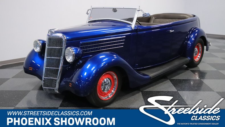 For Sale: 1935 Ford Phaeton