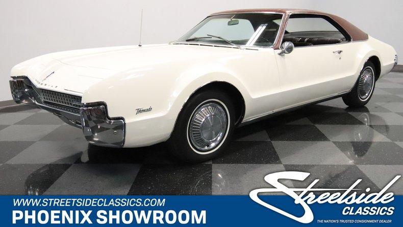 For Sale: 1967 Oldsmobile Toronado