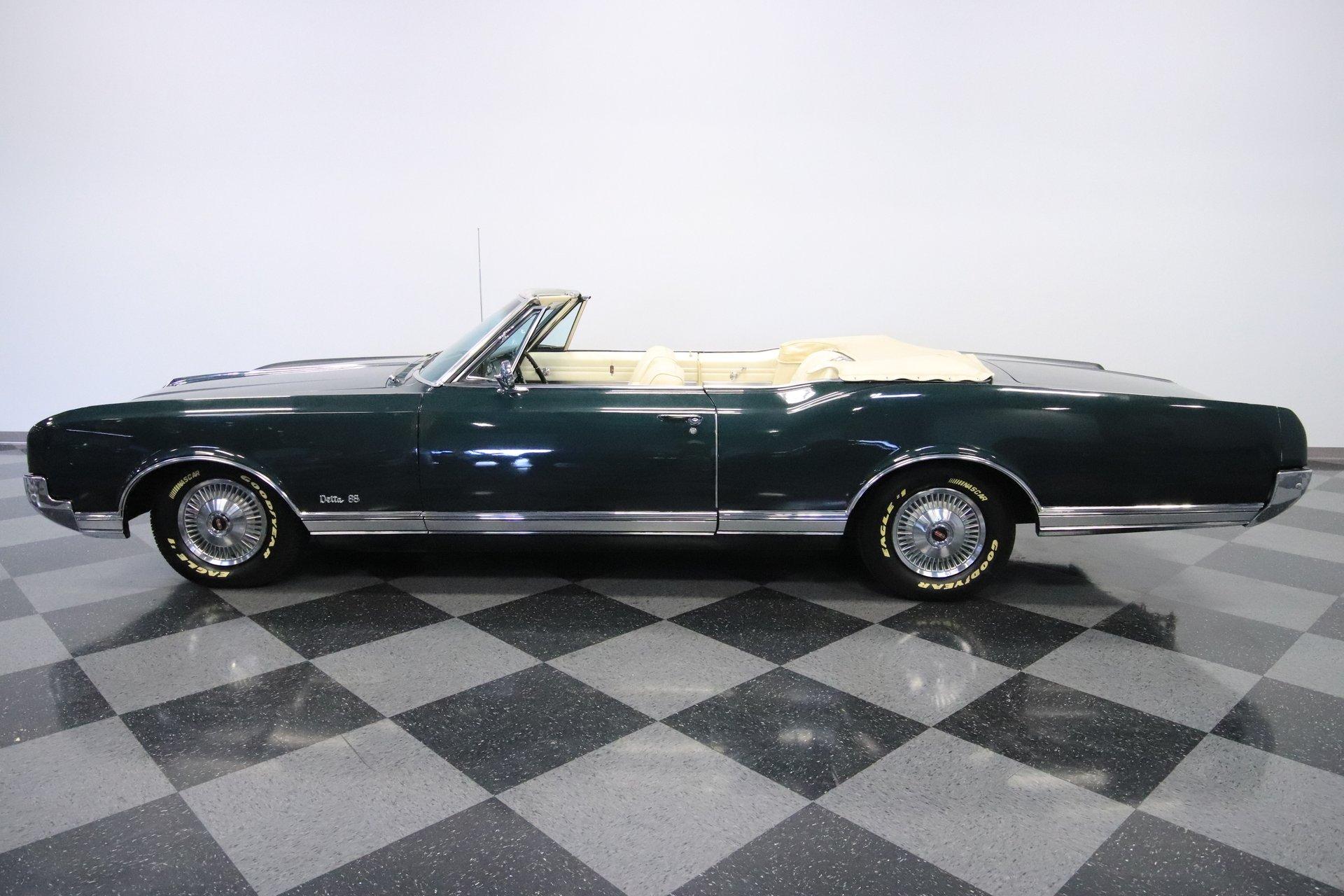 1966 oldsmobile delta 88 convertible
