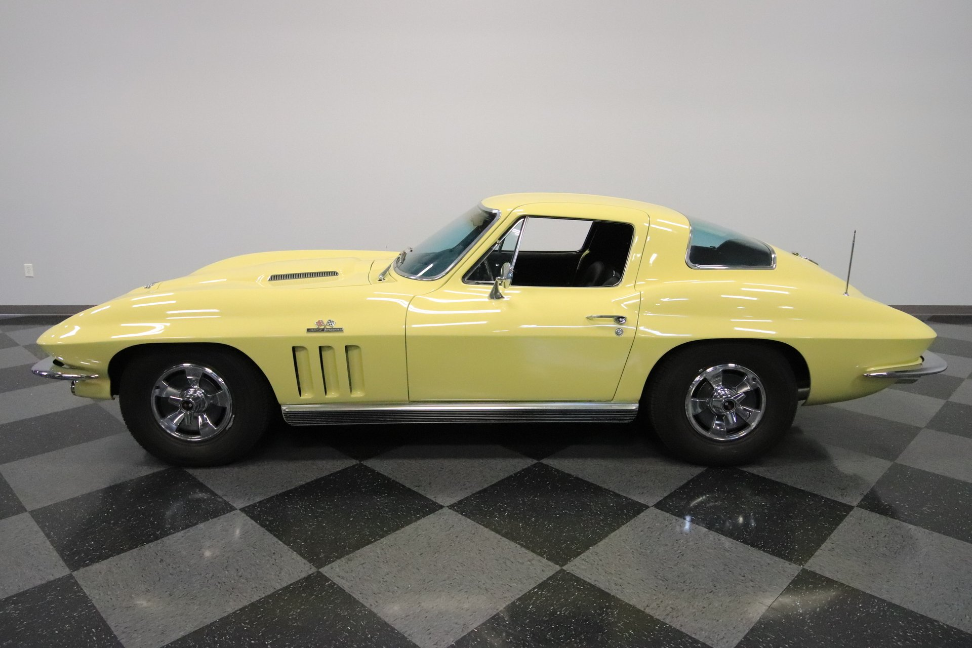 1966 Chevrolet Corvette Streetside Classics The Nation