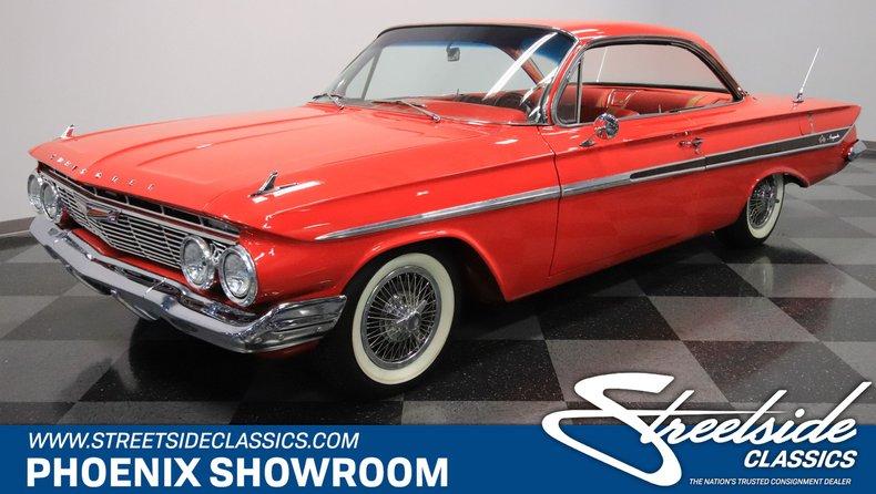1961 Chevrolet Impala 1