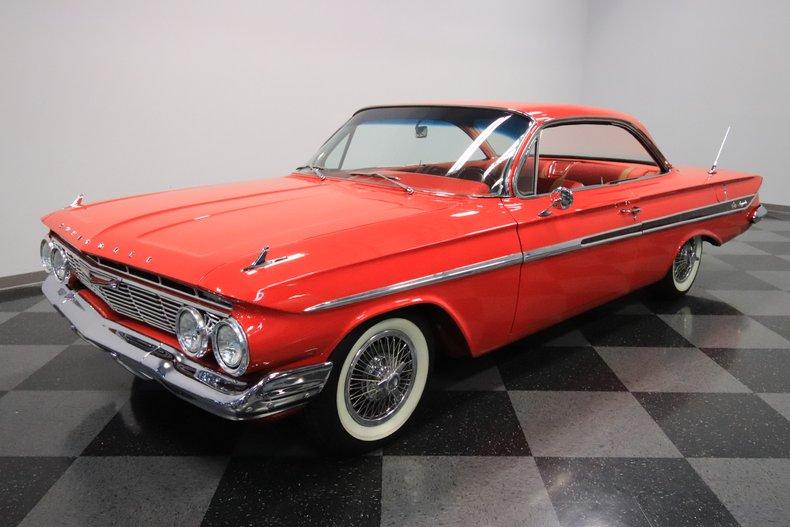 1961 Chevrolet Impala 5
