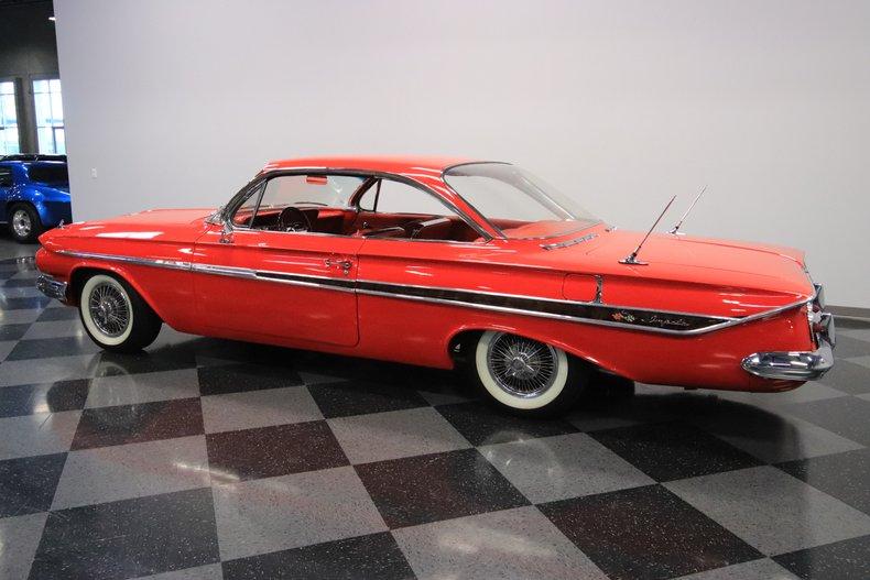 1961 Chevrolet Impala 8
