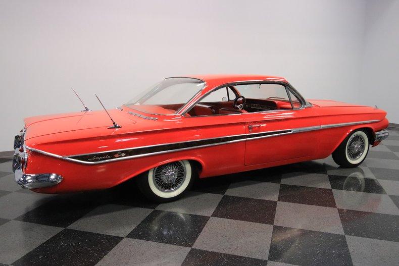 1961 Chevrolet Impala 14