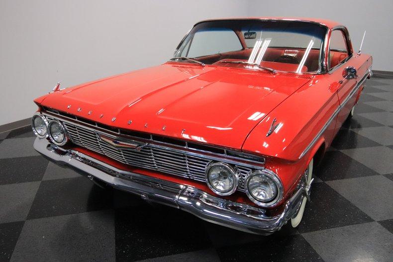 1961 Chevrolet Impala 20