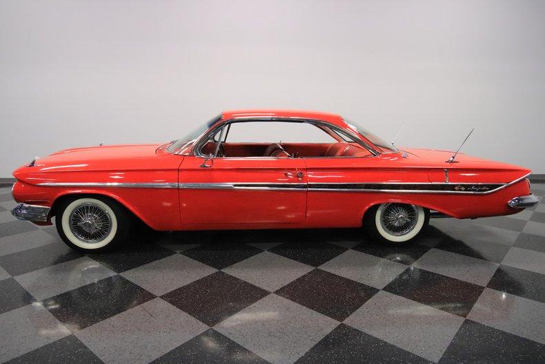 1961 Chevrolet Impala 25