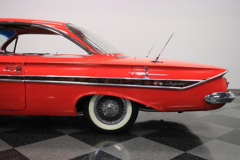 1961 Chevrolet Impala 29