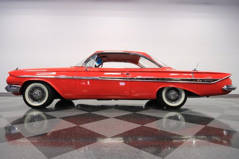 1961 Chevrolet Impala 26