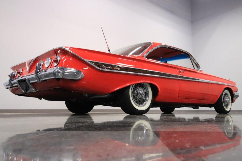 1961 Chevrolet Impala 33