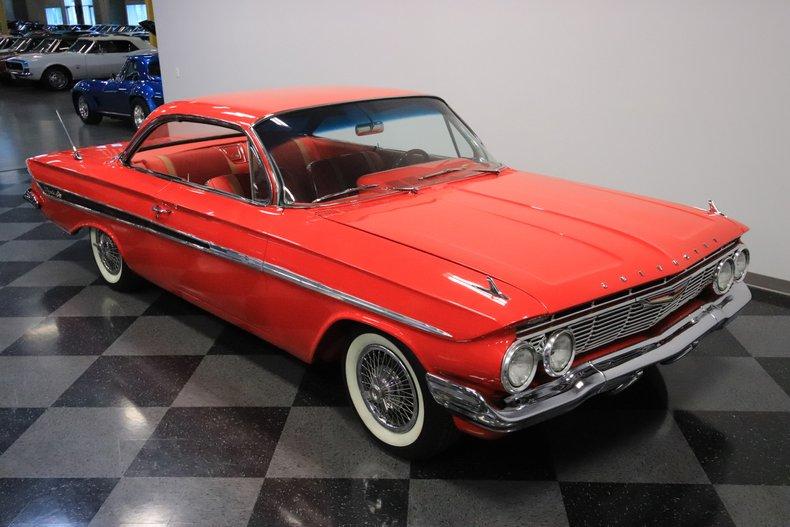 1961 Chevrolet Impala 41