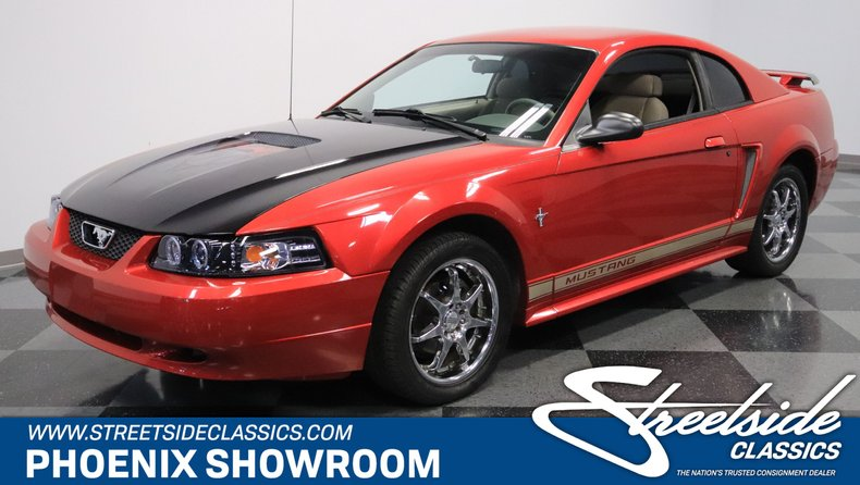 For Sale: 2002 Ford Mustang