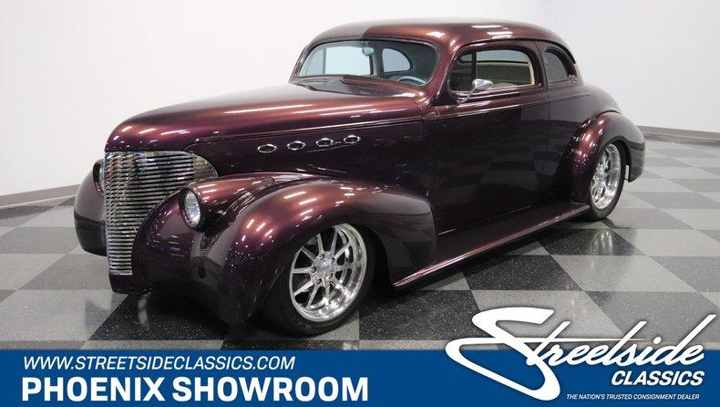For Sale: 1939 Chevrolet 5 Window