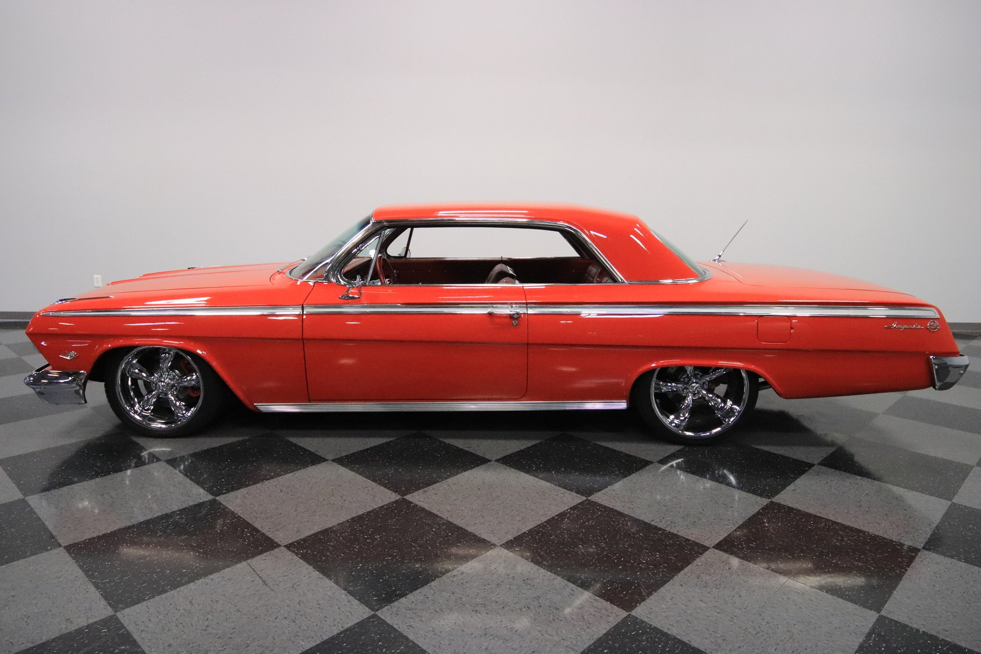1962 chevrolet impala ss pro touring