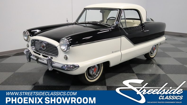 For Sale: 1960 Nash Metropolitan