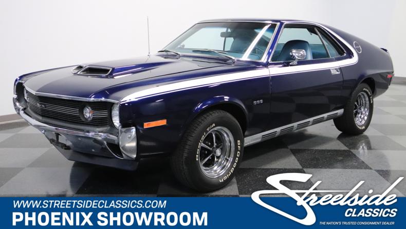 For Sale: 1970 AMC AMX
