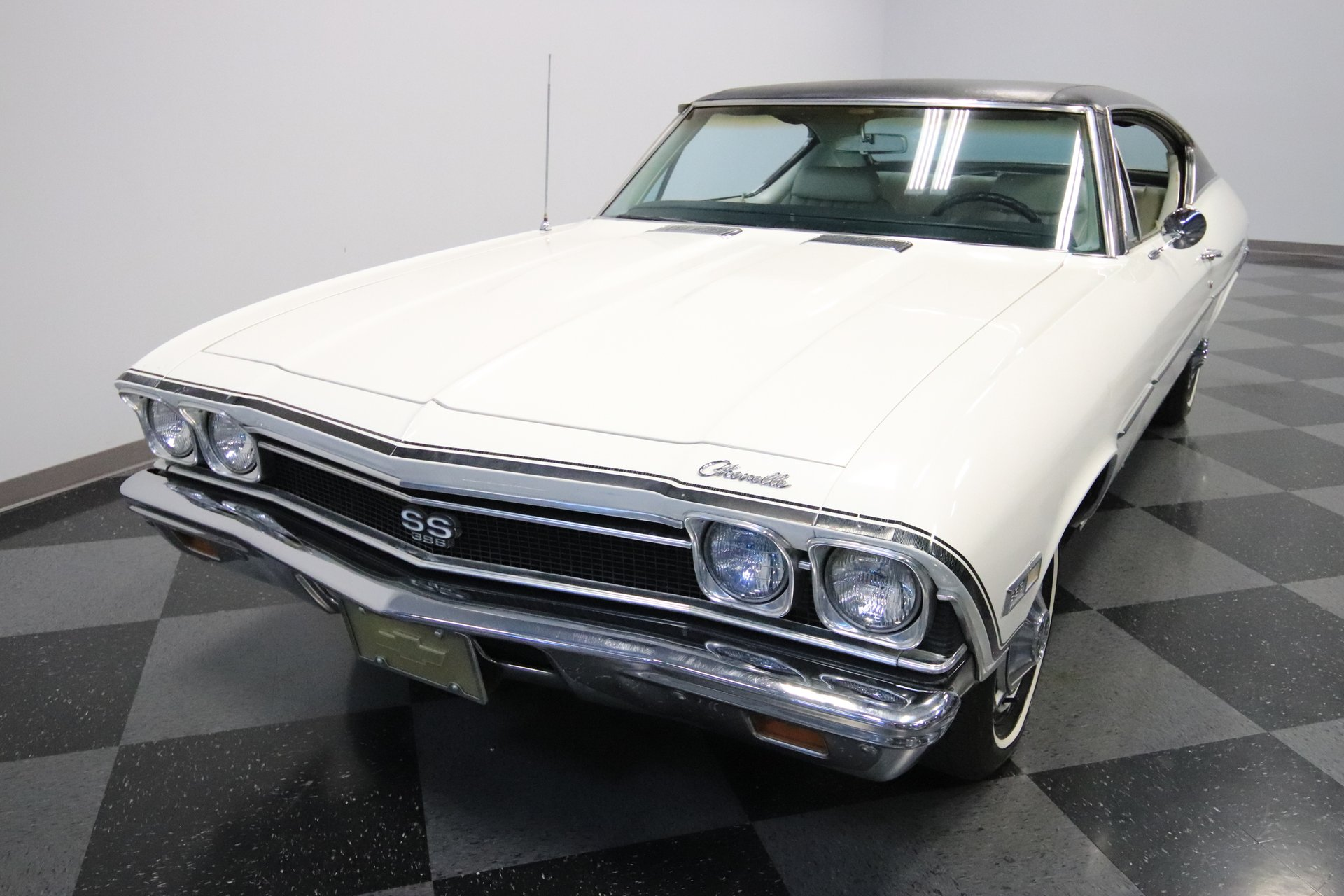 1968 Chevrolet Chevelle Streetside Classics The Nations Trusted Ss For Sale Spincar View Play Video 360