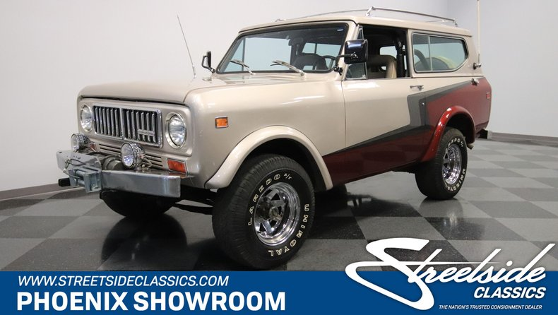 For Sale: 1974 International Scout II