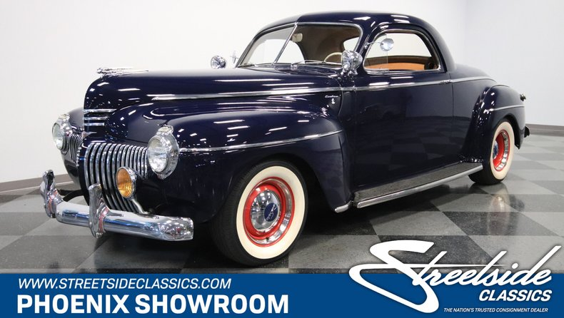 For Sale: 1941 DeSoto Coupe
