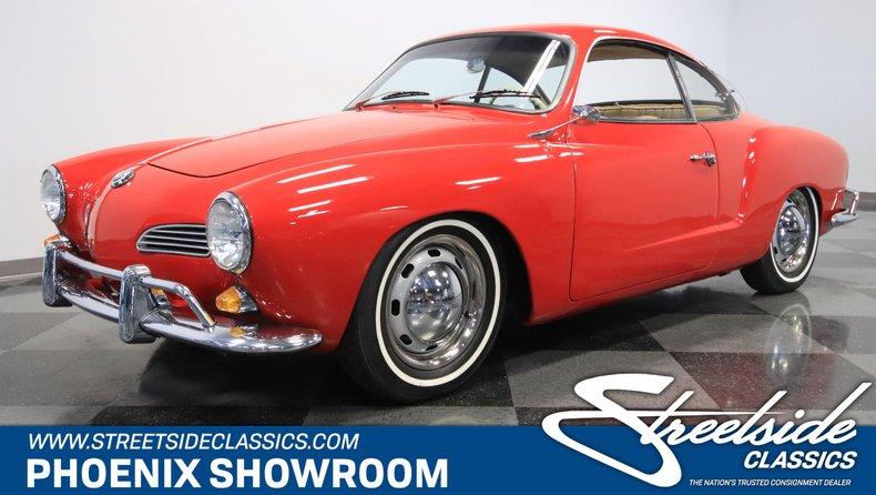 For Sale: 1964 Volkswagen Karmann Ghia