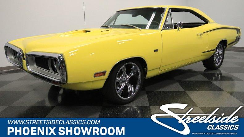 For Sale: 1970 Dodge Coronet