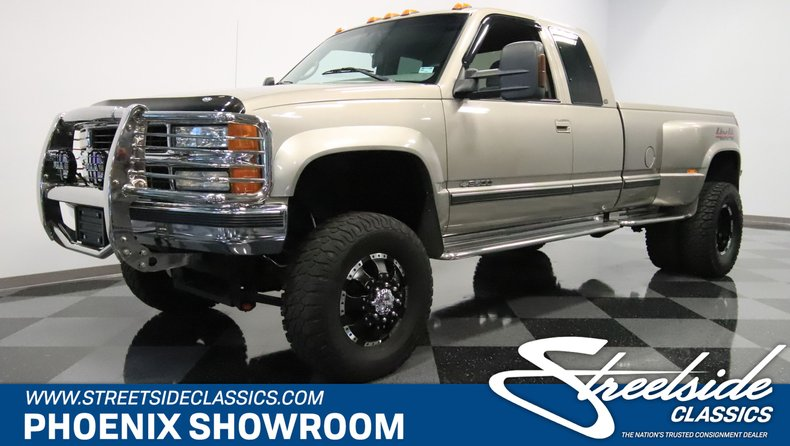 For Sale: 1998 Chevrolet 3500