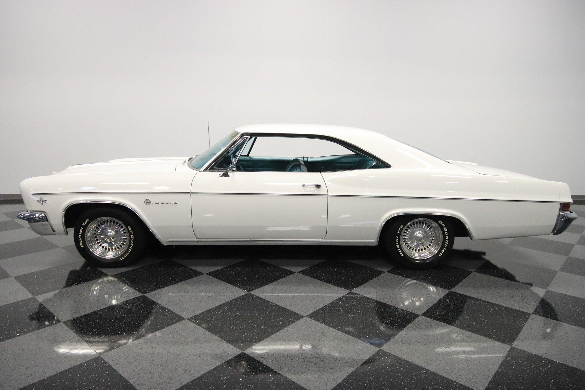 1966 chevrolet impala hardtop