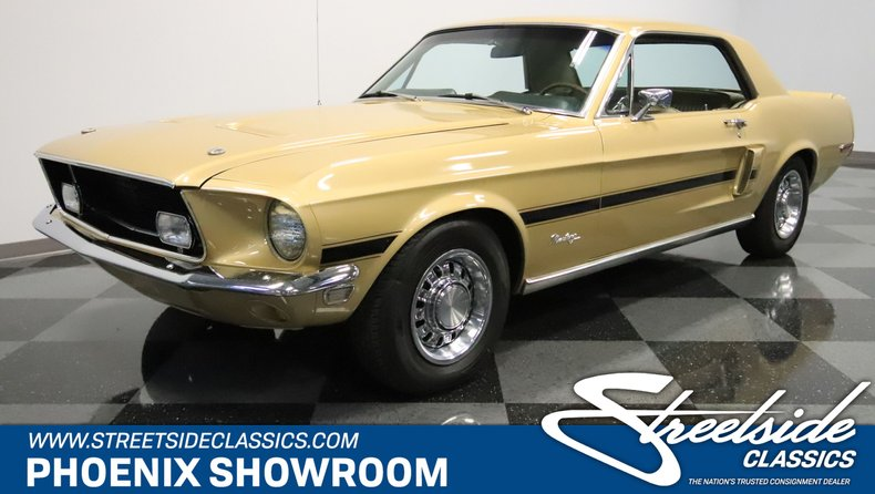 1968 Ford Mustang High Country Special For Sale