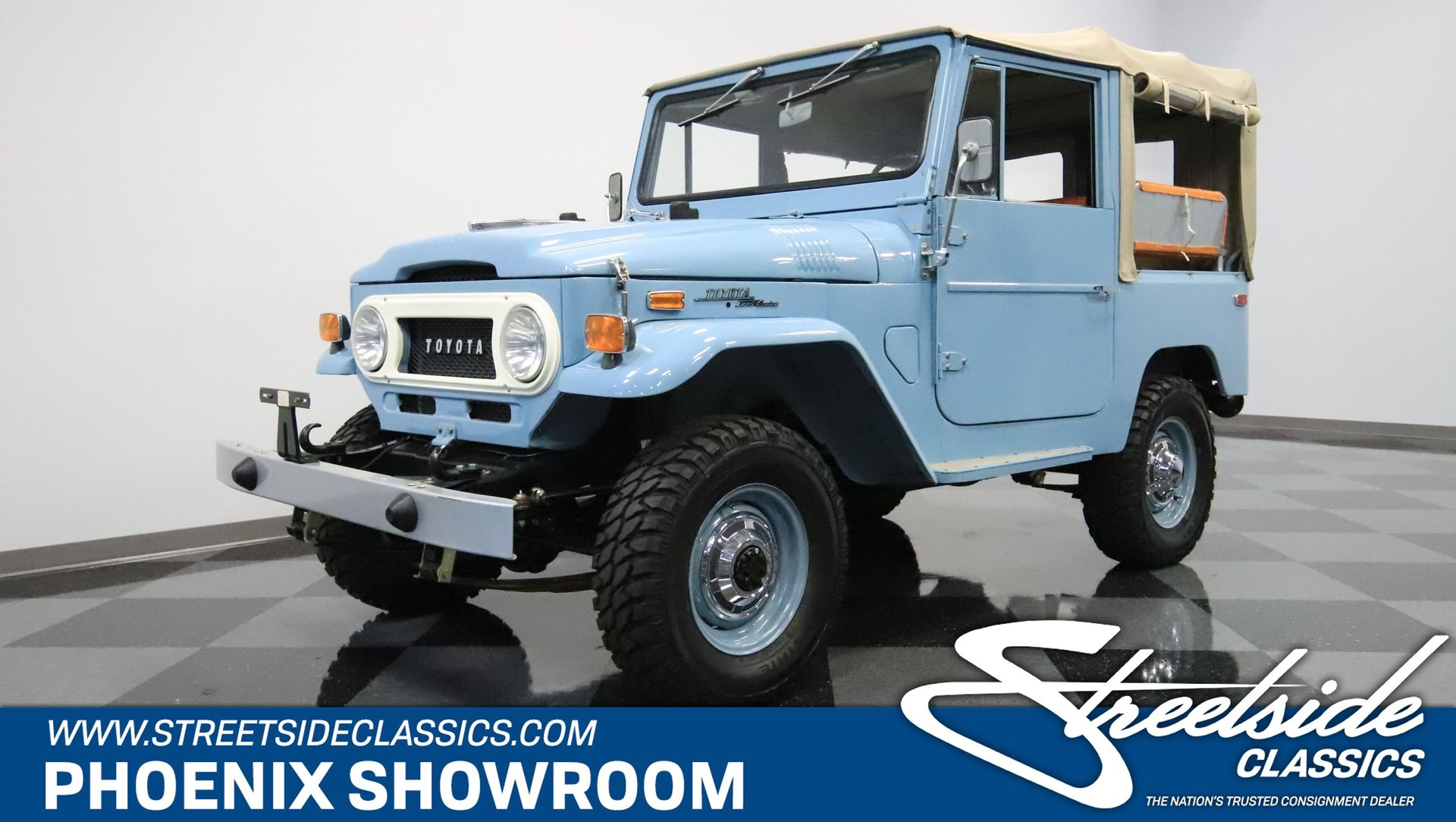 Inventory My Classic Garage 1960s Toyota Land Cruiser Jeep