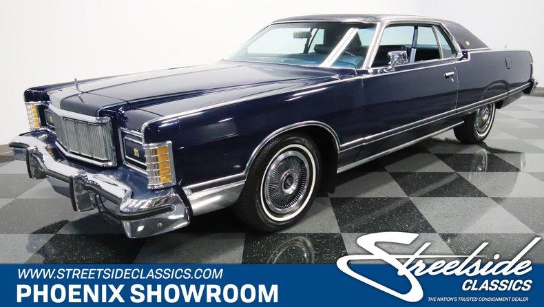 For Sale: 1978 Mercury Grand Marquis