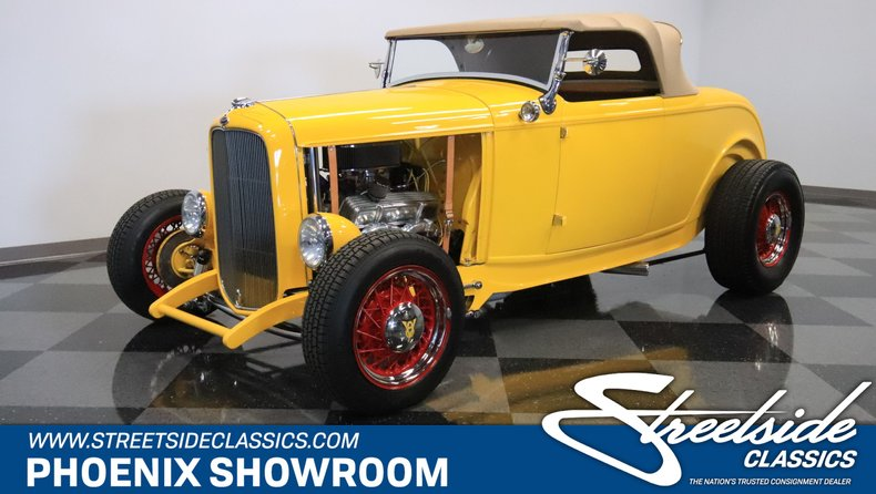 1932 Ford Highboy For Sale