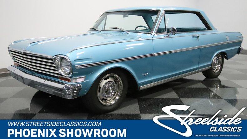 For Sale: 1963 Chevrolet Nova