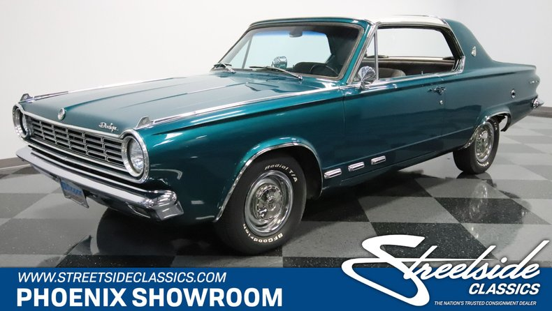 Dodge Dealer Tampa >> 1965 Dodge Dart | Streetside Classics - The Nation's ...