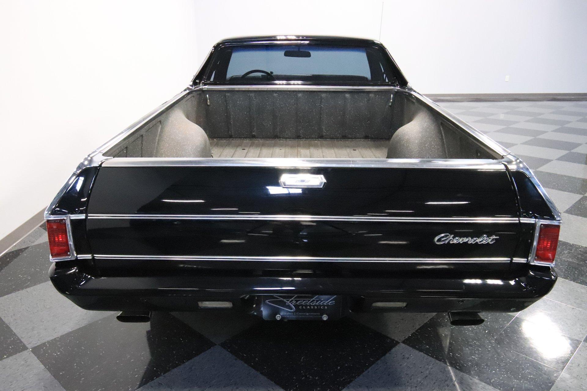 1968 Chevrolet El Camino For Sale 108370 Mcg Chevy