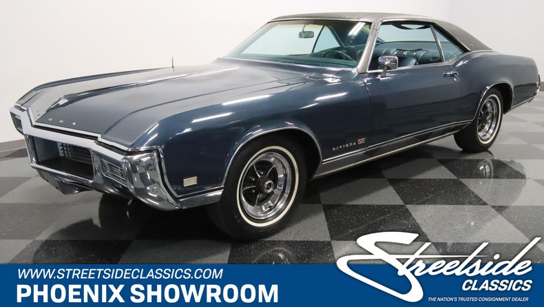 For Sale: 1968 Buick Riviera