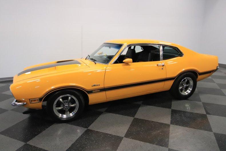 1972 Ford Maverick Supercharged Restomod For Sale