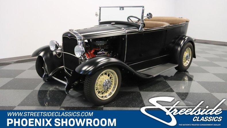 For Sale: 1931 Ford Phaeton