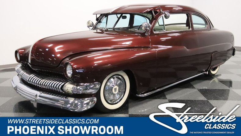 For Sale: 1951 Mercury Leadsled