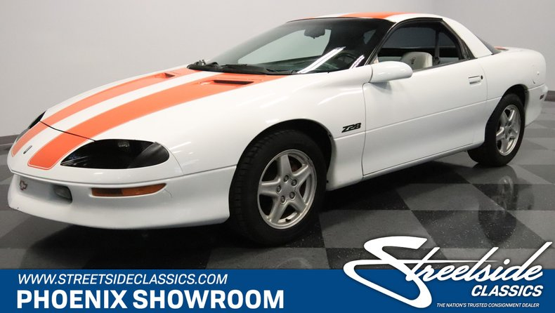 1997 Chevrolet Camaro | Streetside Classics - The Nation's