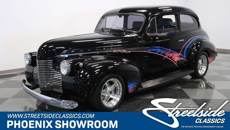 1940 Chevrolet Master For Sale