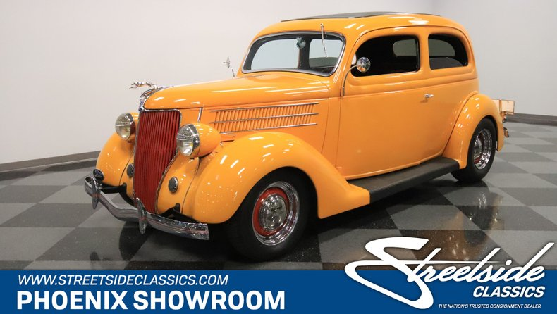 1936 Ford Sedan Deluxe For Sale