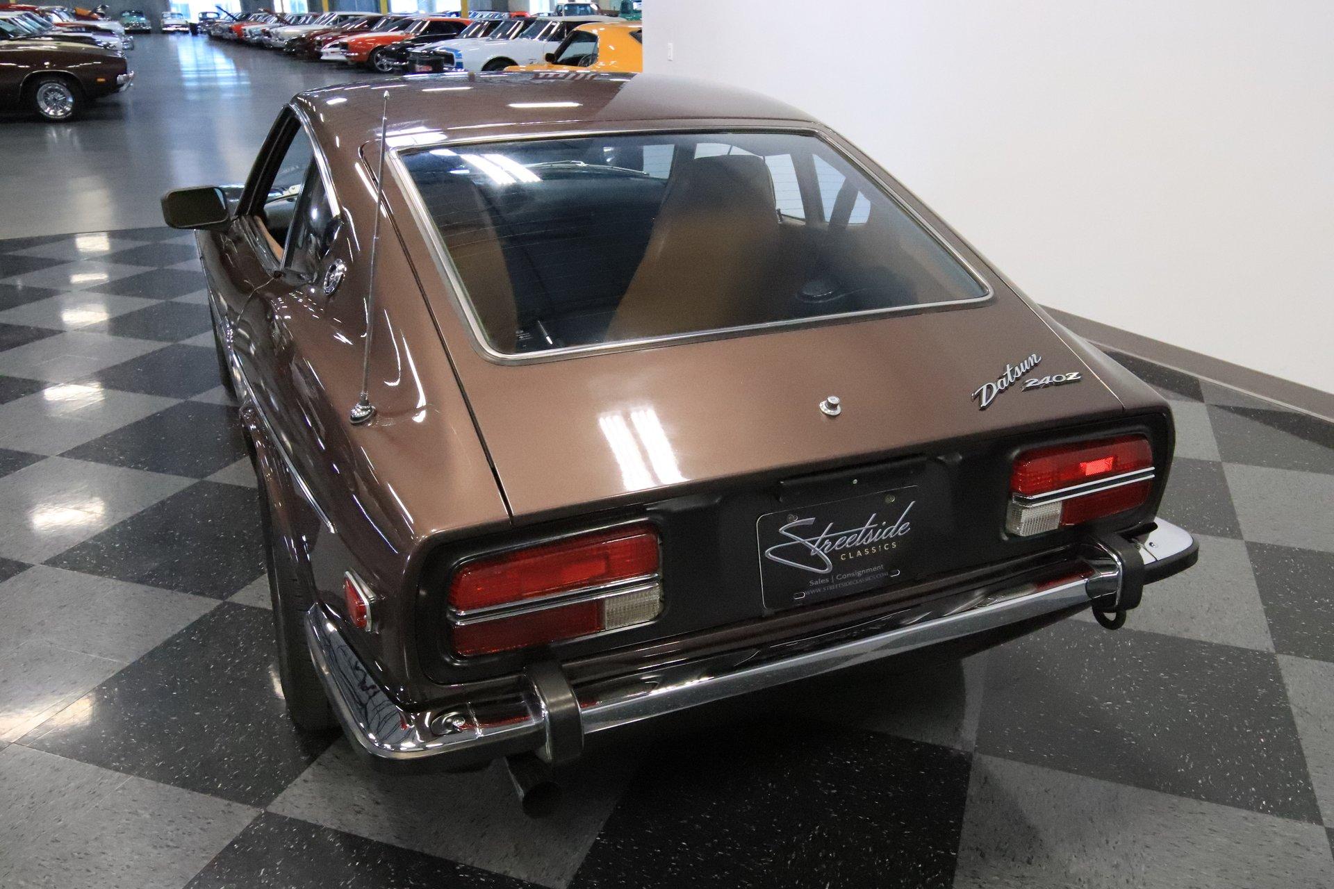 1973 Datsun 240Z   Streetside Classics - The Nation's