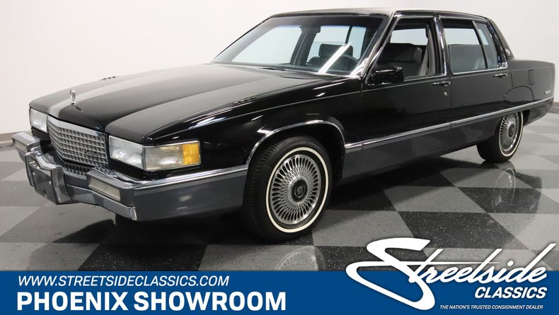 For Sale: 1989 Cadillac Fleetwood