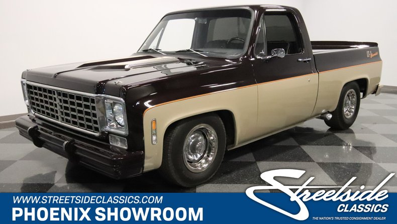 1975 GMC High Sierra For Sale