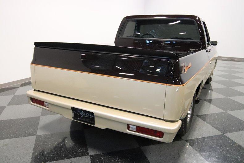 1975 GMC High Sierra 12