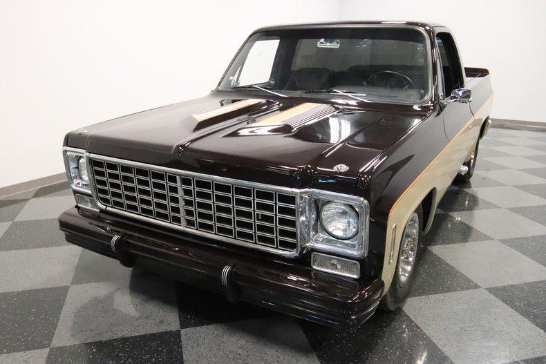 1975 GMC High Sierra 20
